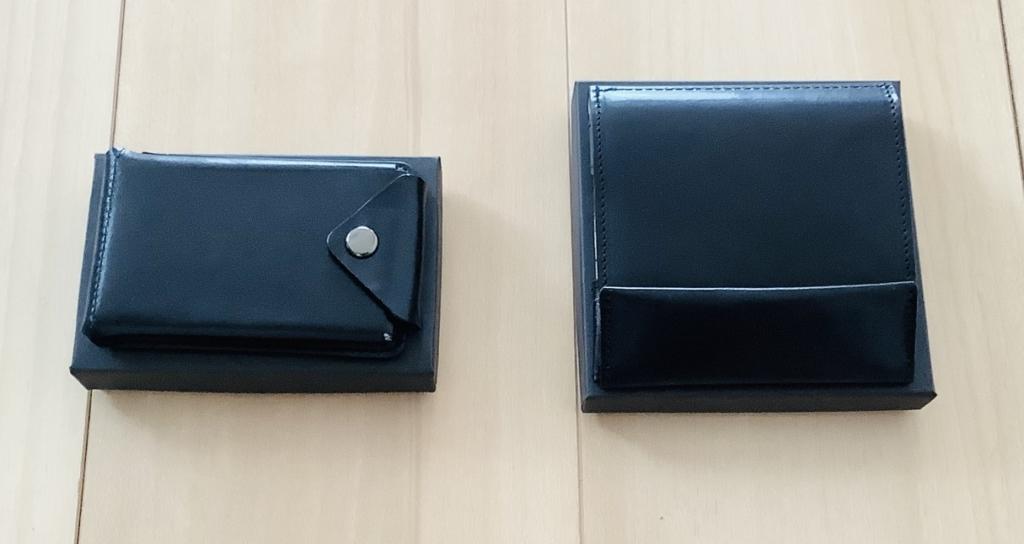 アブラサス薄い財布ローランドモデルの写真(カードケースと財布)