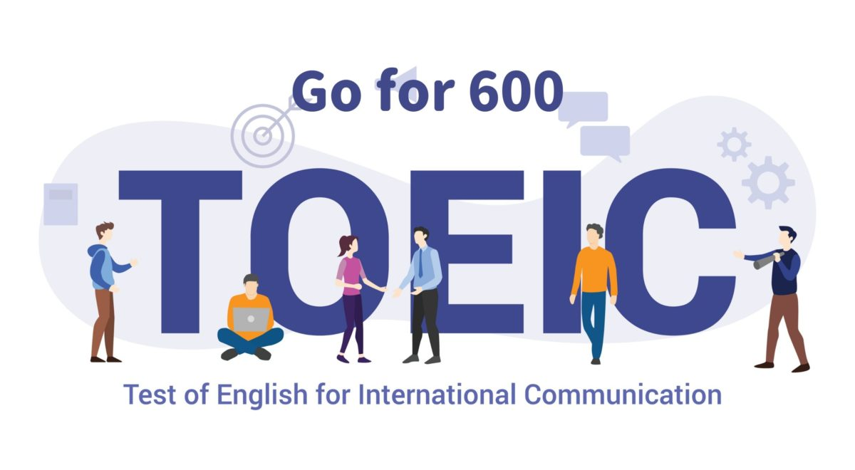 TOEIC600点まで必要な勉強時間【200時間あれば余裕です】