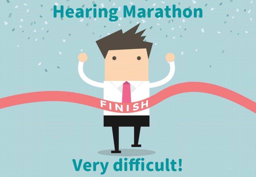 ヒアリングマラソン1000時間完走の感想【実際の写真付きで説明】