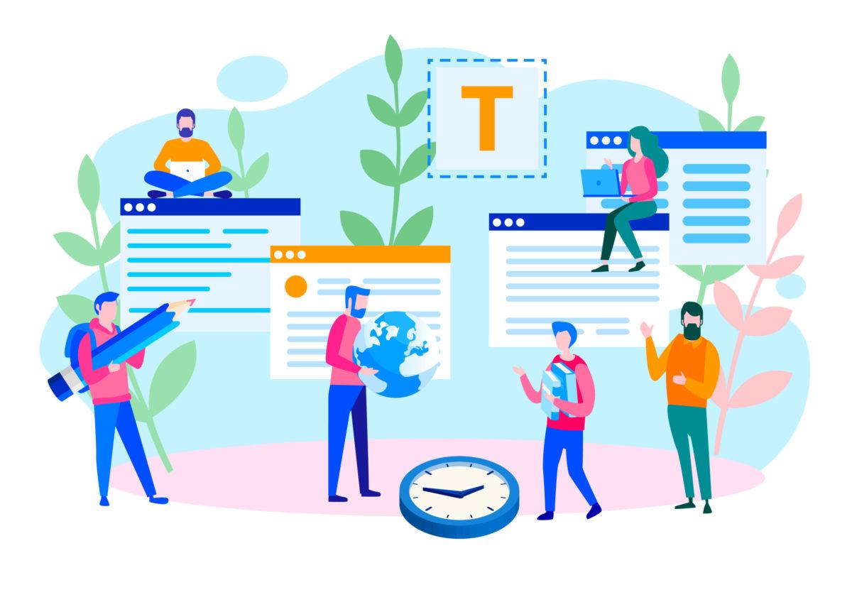 ブログ初心者の作業量の目安