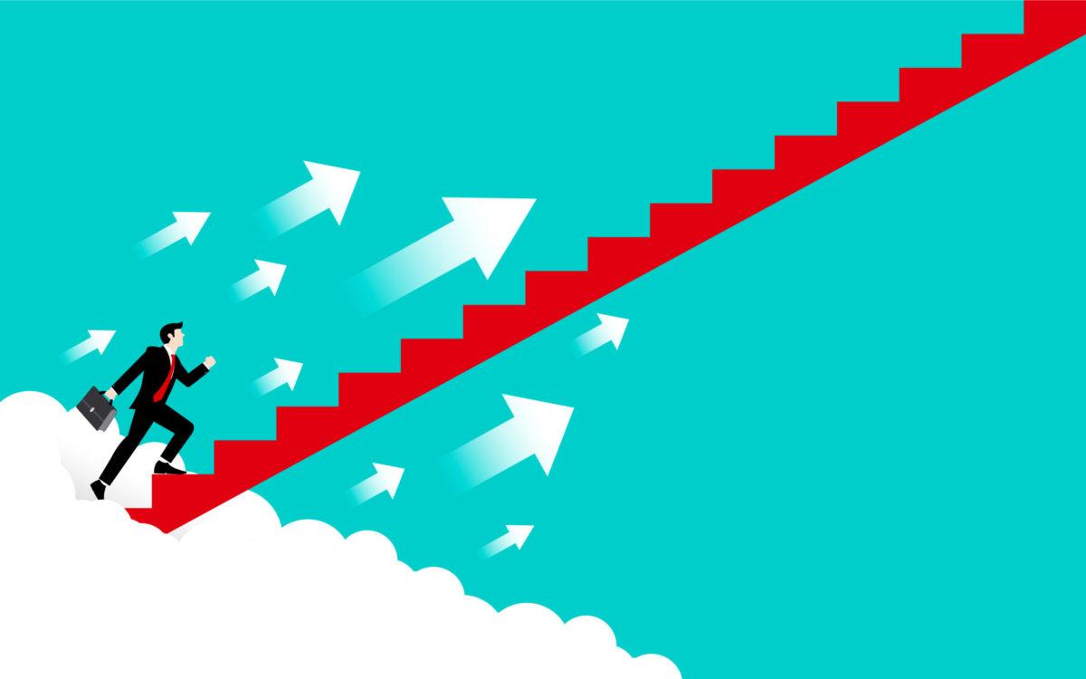 仕事でステップアップしたいなら転職が早い【環境を変えるのが得策】
