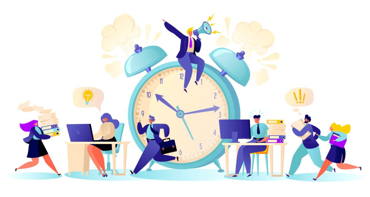 営業=ストレス多い→ピリついた雰囲気の職場が多い